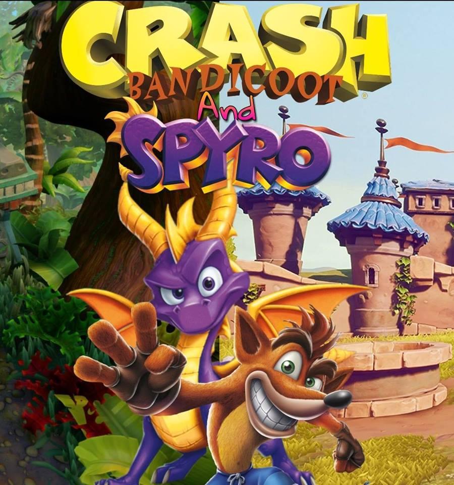 crash&spyro