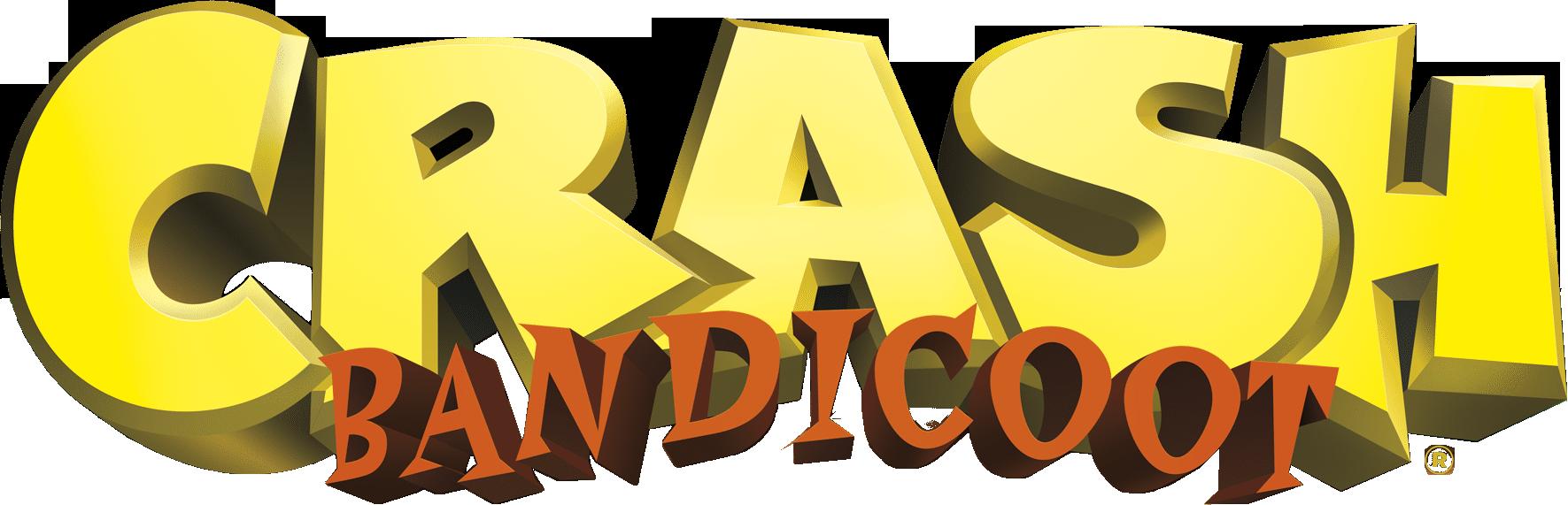 Crash bandicoot cutout