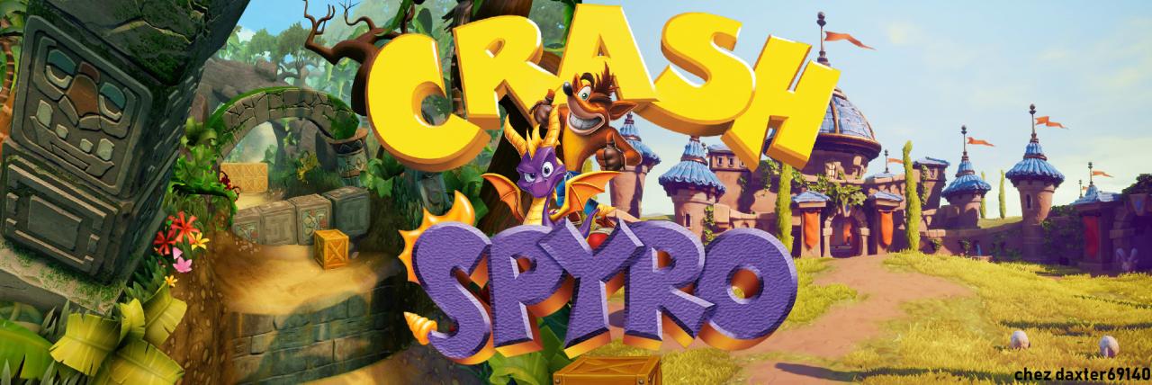 crash & spyro legacy